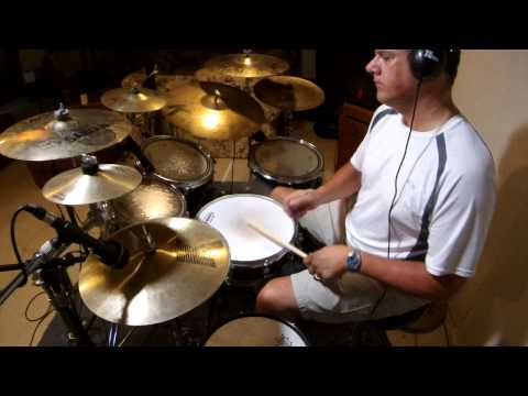 Al Jarreau  Breaking Away  drum   Steve Tocco