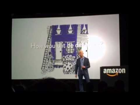 Amazon Fire Phone Announcement