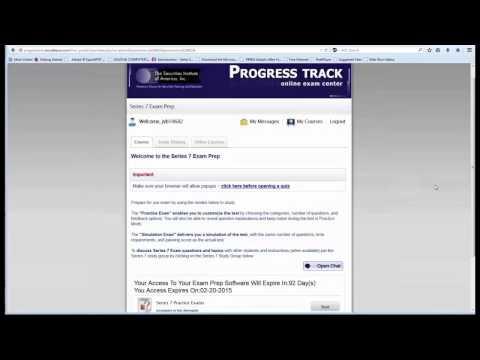 progress track demo