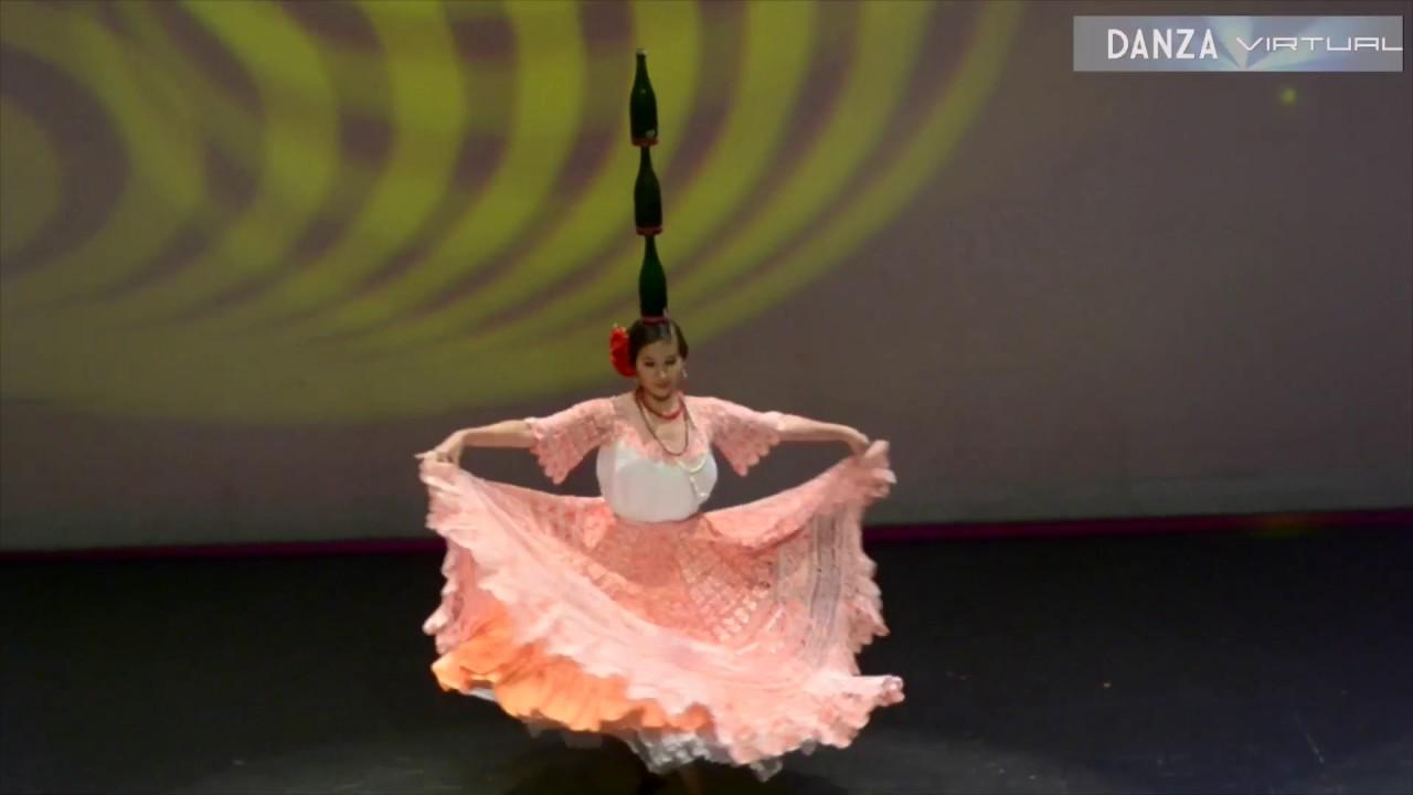 """Paraguay - """"Danza de las botellas"""""""