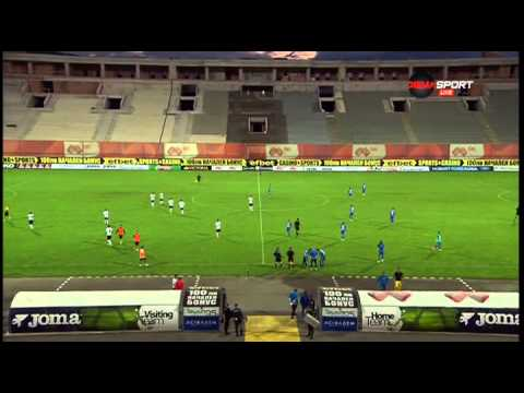 Levski Sofia 6-0 Marek Dupnitza