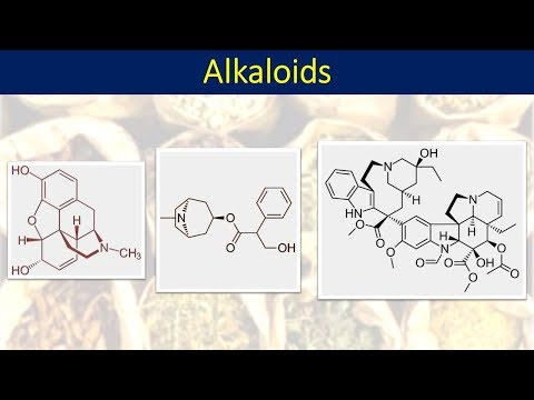 Part 1: Alkaloids Intro And Classification