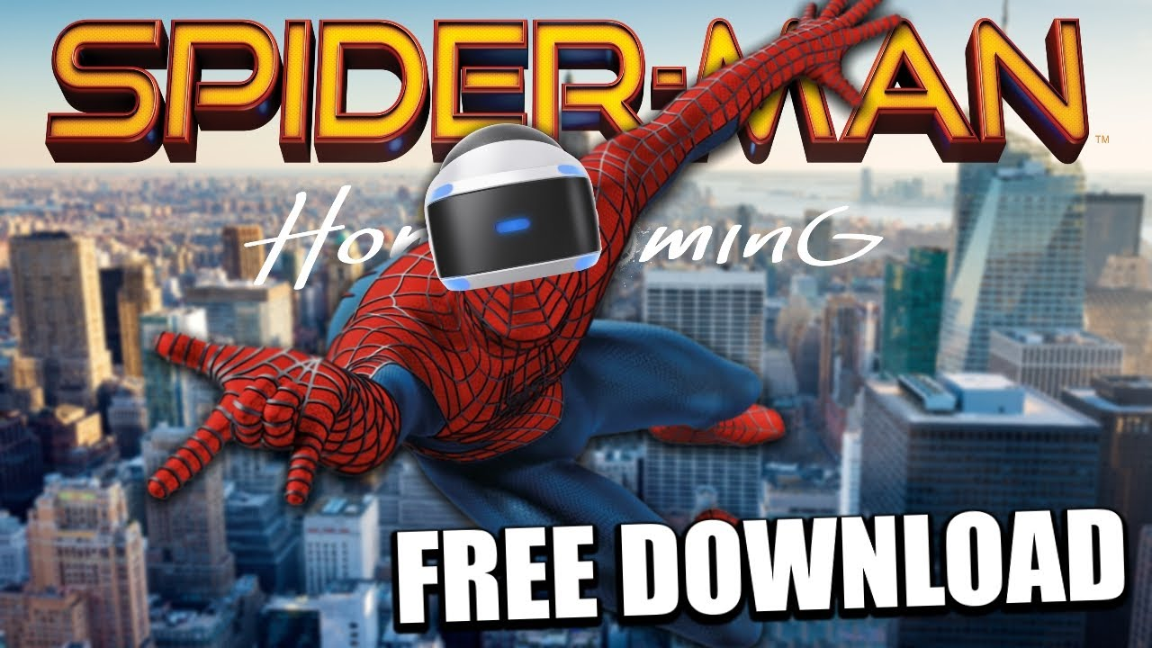 psvr amazing spider man vr gameplay free download