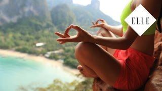 Apprenez à écouter les sensations de votre corps et à faire la paix...