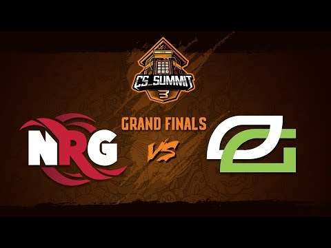 NRG eSports vs OpTic Gaming - cs_summit 3 - Map 2