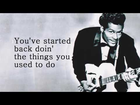 Chuck Berry - Maybellene (lyrics)