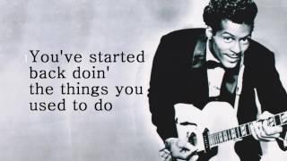 Chuck Berry - Maybellene (lyrics)