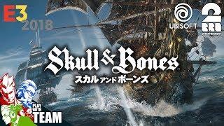 #5【E3/2018】弟者,兄者,おついちの「Skull & Bones」【2BRO.】
