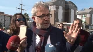 Antalya'da özel okula haciz iddiası velileri ayaklandırdı