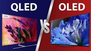 QLED czy OLED 📺 Porównanie Telewizorów Sony | LG | Samsung