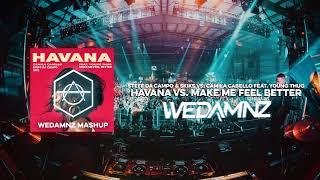 Steff Da Campo, Siks vs. Camila Cabello, Young Thug - Havana vs. Make Me Feel (WeDamnz Mashup)