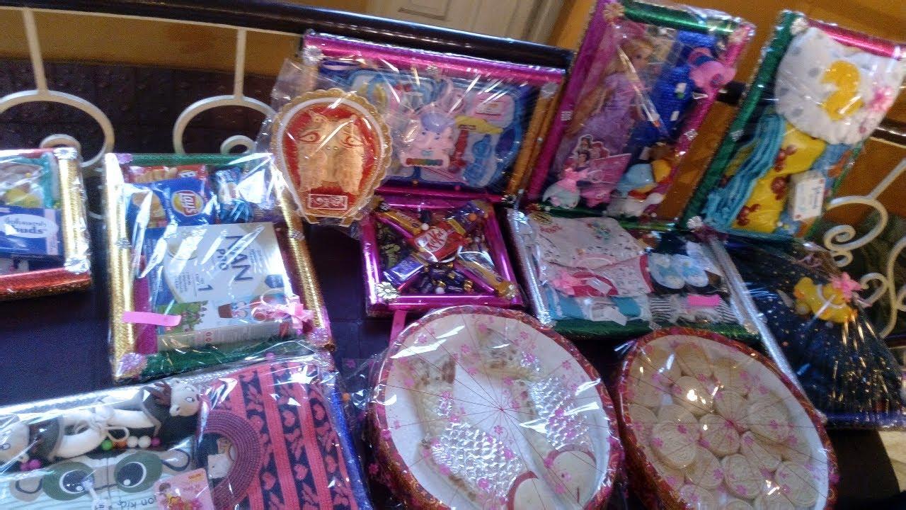 Amazing Tatwa Decoration in First Rice Ceremony | Annaprashan Ceremony - Tatwa Decoration Ideas