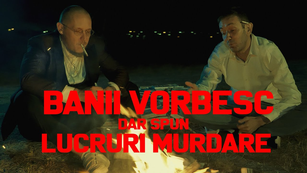Sisu Tudor feat. What's UP  - Banii vorbesc dar spun lucruri murdare | Videoclip Oficial
