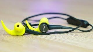 Nuforce BE Sport3 Earphone Wireless Bluetooth - Unboxing
