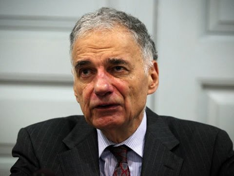 Great Minds P1 - Ralph Nader - Breaking Through Power