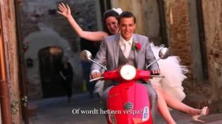 De Italiaanse Bruiloft, trouwen in Italië  SD 480p