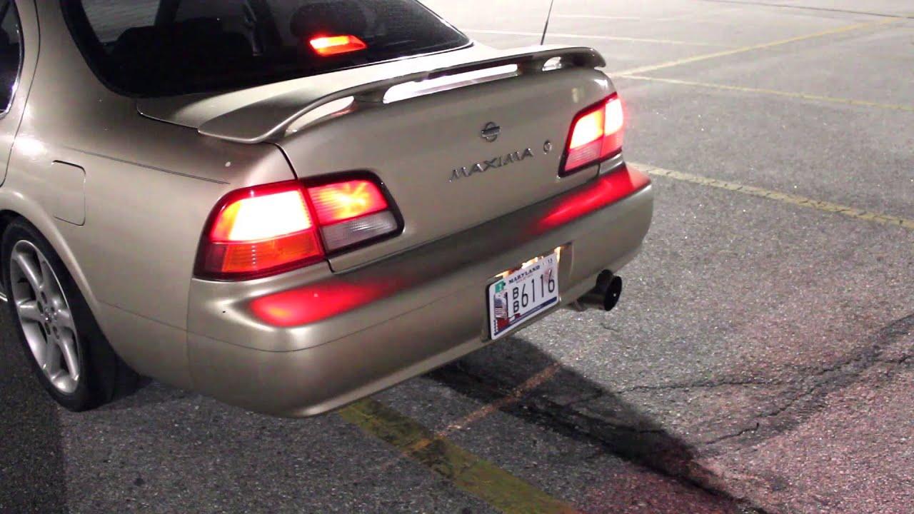 Nissan maxima 4th gen