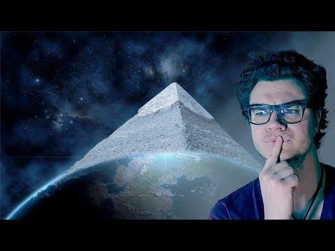 CHRIS : 5 Pyramides Mystérieuses Visibles Sur Google Earth