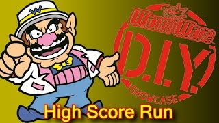 Wii Playthrough: WarioWare D.I.Y Showcase (High Score Run)