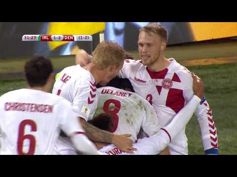 Qualifications Coupe Du Monde 2018 - Irlande / Danemark