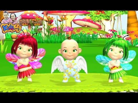 เพลง หากว่าเรากำลังสบาย จงปรบมือพลัน พร้อมท่าเต้น เพลงอนุบาล เพลงสำหรับเด็ก By KidsMeSong