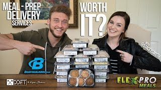 Meal Prep Delivery | Is It Worth It? | Flexible Dieting Friday: Episode #13