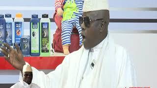 Yaya Jammeh dans Kouthia Show du 20 Janvier 2020