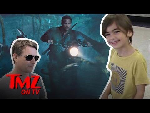 Jeff Gordon's Leo Is One Very Cute Kid! | TMZ TV