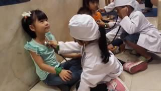 Petugas Paramedis Dokter - Kidzania Jakarta