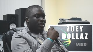 Zoey Dollaz on signing with Future & Epic Records!