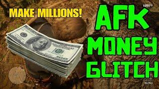 RDR2 AFK MONEY GLITCH (Red Dead Redemption 2 Money Glitch)