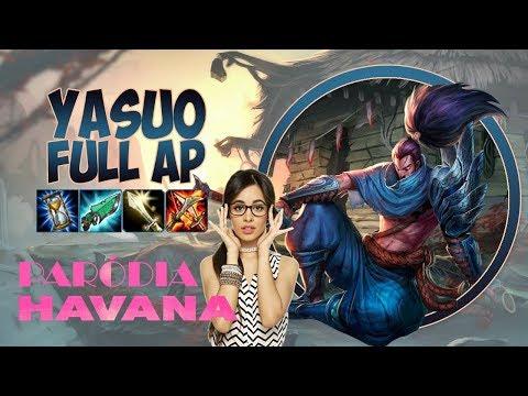 MÉC! #113 - YASUO MID AP - PARÓDIA HAVANA - CAMILA CABELLO