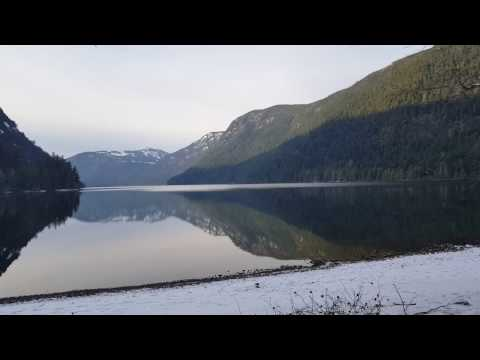 Cameron Lake, British Columbia  (January 2017)