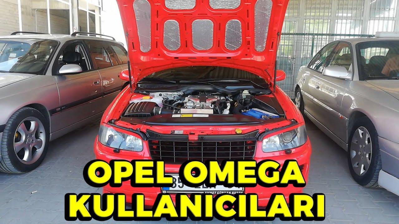 #Opel #Omega Kullanıcıları 9 ncu Bölüm | Konya dan Ahmet Gürkan AKSOY