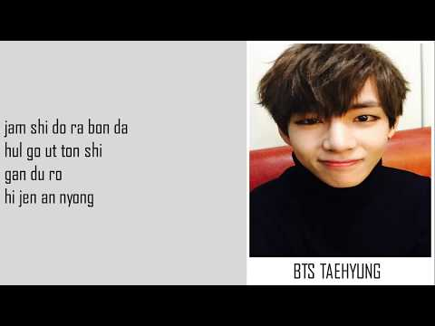 BTS-Moving On(Move) easy lyrics