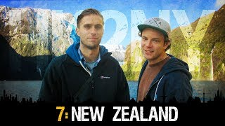 HK2NY Ep 7: Backpacking in New Zealand thumbnail