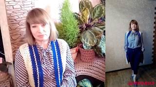 Шикарное вязание крючком.  Коллекция модных  приемов. Жилеты