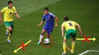 【ベルギー史上最高の選手】ベルギーの至宝エデン・アザールの驚愕プレー集! thumbnail