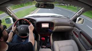 2002 Lexus Lx470 | Drive and Walk Around