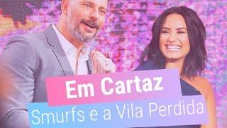 Demi Lovato e Joe Manganiello revelam seus ~nomes de Smurf~