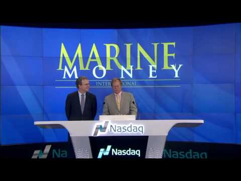 Marine Money – Nasdaq Closing Bell 2015