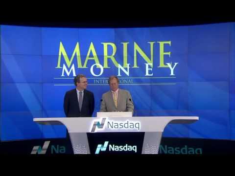 Marine Money – Nasdaq Closing Bell 2015