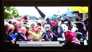 Paris-Nice : 135 Km dans les Yvelines