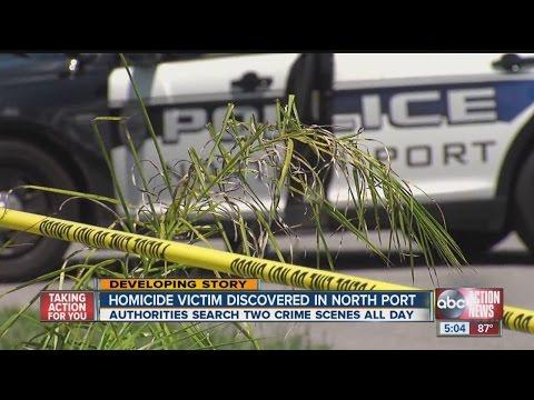 Man arrested in North Port murder investigation