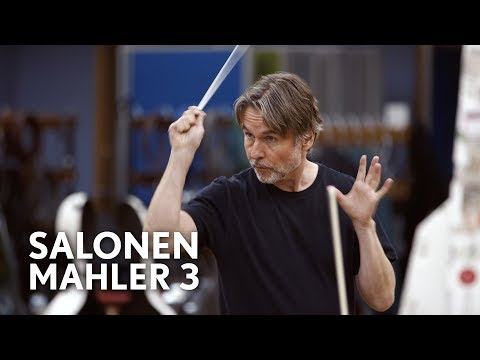 Esa-Pekka Salonen Remembers His Philharmonia Orchestra Debut with Mahler's Third Symphony