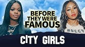 City Girls | Before They Were Famous | Yung Miami and JT Biography