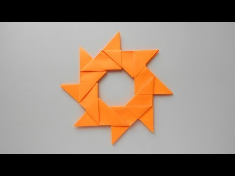 How to make paper star ⭐️ Easy origami stars making | DIY-Paper Crafts