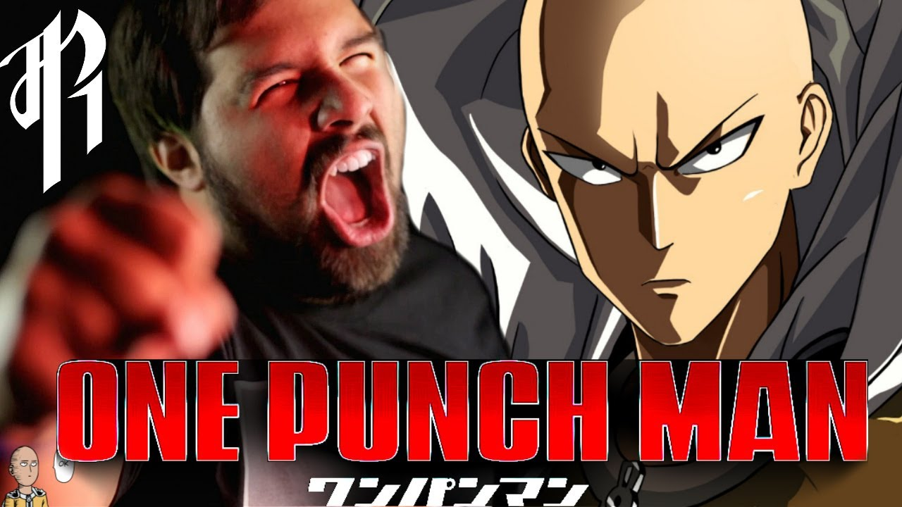 one punch man the hero full english caleb hyles feat richaadeb youtube. Black Bedroom Furniture Sets. Home Design Ideas