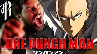 One Punch Man - The Hero!! [FULL ENGLISH] - Caleb Hyles (fea...