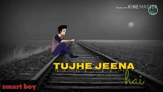 Bhula Dena Mujhe Hai Alvida Tujhe Tujhe Jeena Hai Mere Bina status video